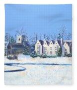 Asthall Fleece Blanket