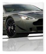 Aston Martin Lmv/r Fleece Blanket