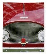 Astonmartin Db2/4 Mark IIi Fleece Blanket