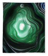 Astral Vision. When Sadness Goes Away Fleece Blanket