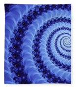 Astral Vortex Fleece Blanket