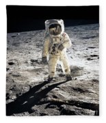 Astronaut Fleece Blanket