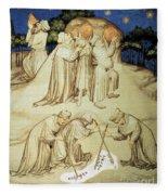 Astronomers Fleece Blanket