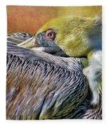 At Rest Fleece Blanket