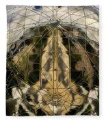 Atomium 5 Fleece Blanket