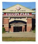 Auburn, Ny - Falcon Park Fleece Blanket
