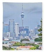 Auckland City C B D Fleece Blanket