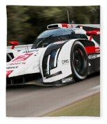 Audi R18 E-tron, Le Mans - 03 Fleece Blanket