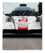 Audi R18 E-tron, Le Mans - 04 Fleece Blanket