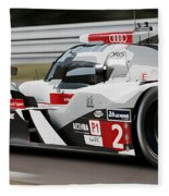 Audi R18 E-tron, Le Mans - 07 Fleece Blanket