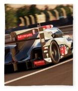 Audi R18 E-tron, Le Mans - 18 Fleece Blanket