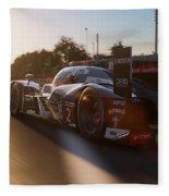 Audi R18 E-tron, Le Mans - 24  Fleece Blanket