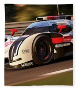 Audi R18 E-tron, Le Mans - 30 Fleece Blanket