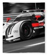 Audi R18 E-tron, Le Mans - 31 Fleece Blanket