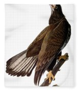 Audubon: Bald Eagle Fleece Blanket