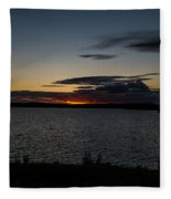 August Awe   Fleece Blanket