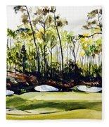 Augusta 2 Fleece Blanket
