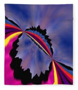 Aurora Borealis Fleece Blanket