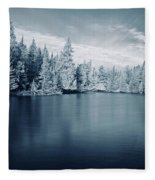 Ausable River 9420 Fleece Blanket