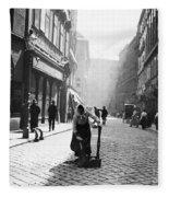 Austria: Vienna, 1916 Fleece Blanket
