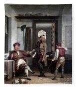 Author & Bookseller, 1811 Fleece Blanket