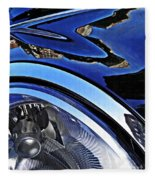 Auto Headlight 27 Fleece Blanket