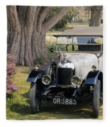 Auto: Morris-cowley 1924 Fleece Blanket
