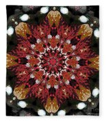 10446 Autumn 01 Kaleidoscope Fleece Blanket