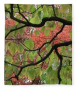Autumn 7 Fleece Blanket