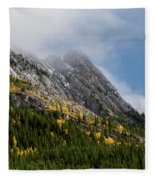 Autumn Arrives  Fleece Blanket