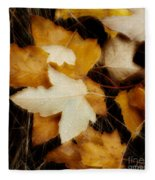 Autumn Dew Fleece Blanket