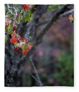Autumn Fade Fleece Blanket