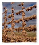 Autumn Net Fleece Blanket
