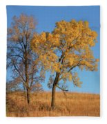 Autumn's Gold - No 1 Fleece Blanket