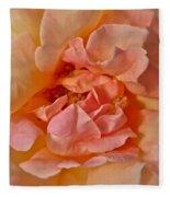 Autumns Rose Fleece Blanket