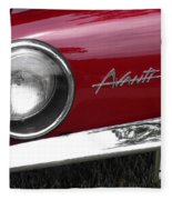 Avanti Fleece Blanket