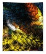 Avian Dreams 2 Fleece Blanket