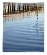 Avila Beach Pier California 1 Fleece Blanket