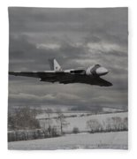 Avro Vulcan - Cold War Warrior Fleece Blanket