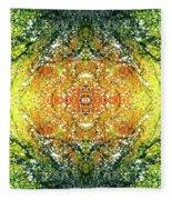 Awakened For Higher Perspective #1425 Fleece Blanket