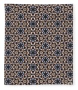 Awesome Mosaic Pattern Fleece Blanket