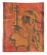 Axeman 10 Fleece Blanket