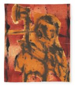 Axeman 5 Fleece Blanket