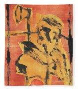 Axeman 8 Fleece Blanket