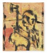 Axeman 9 Fleece Blanket