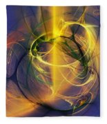 Axienty Attack-finding Lost Love Fleece Blanket