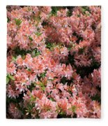 Azalea Wall Fleece Blanket