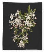 Azalia Fleece Blanket