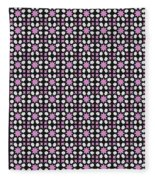 Azulejos Magic Pattern - 03 Fleece Blanket