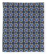Azulejos Magic Pattern - 05 Fleece Blanket